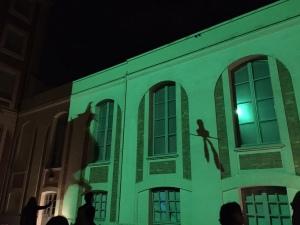 Nationale Biblioteque, Versailles, Nuit de Creation, 1am